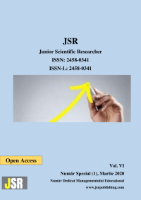 Special Issue 1 (March 2020)